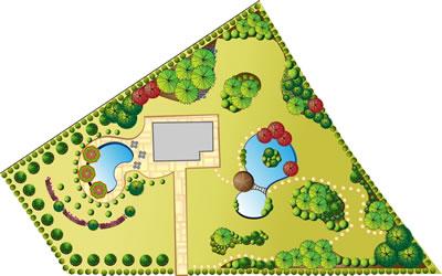 Landscape Design Services Hanover County VA.