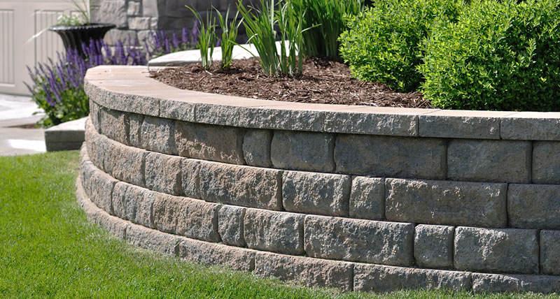 Retaining Wall Builders Mechanicsville And Hanover County Virginia.